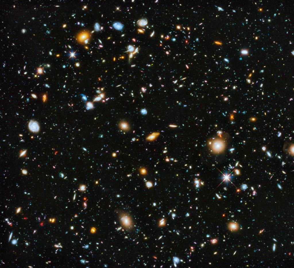 Universe 2 hubble