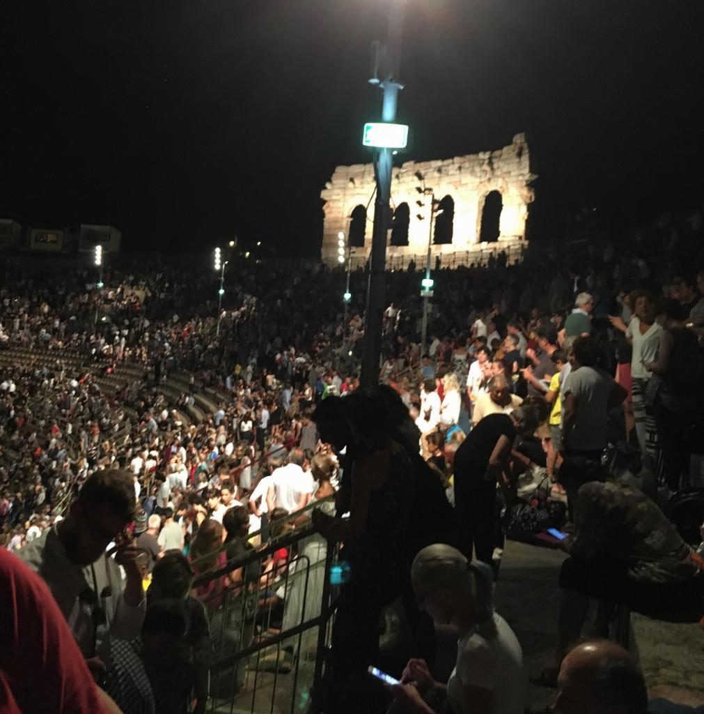 Verona roman arena 2