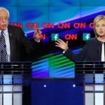 So Bernie and Hillary both won that debate?