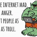 Why we don't support media trolls