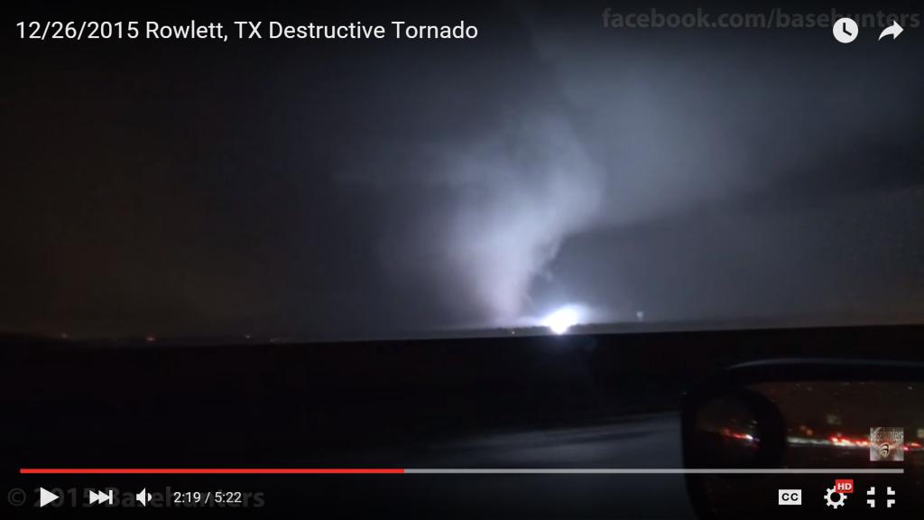 Rowlett Tornado 10 26