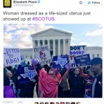 SCOTUS Strikes down abortion restrictions that create undue burden