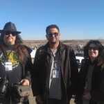 Getting the Story from Standing Rock