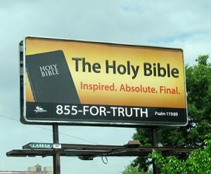 holybiblebillboard