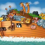 How Various Studies Disprove Noah's Flood
