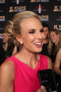 We chatted with Elisabeth Hasselbeck about her love of Christian music and her 'Survivor' roots. LeAnn and I are big fans of the show and I appreciate that it was one of the first reality shows that gave a voice to Christian contestants like her.