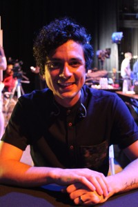 Chris Quilala of Jesus Culture performed during the K-Love Fan Awards.