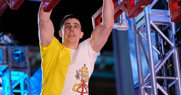 'Papal Ninja' Soars Again On 'American Ninja Warrior' Monday