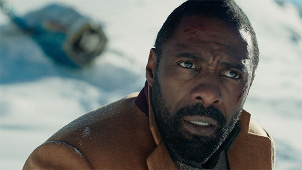 'The Mountain Between Us' from 20th Century Fox stars Idris Elba and Kate Winslet. Image courtesy of 20th Century Fox