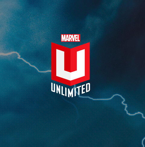 The BEST Christmas Gift: Marvel Unlimited