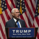 "Mike Pence on the ""American Heartland"" and the Holy Land"