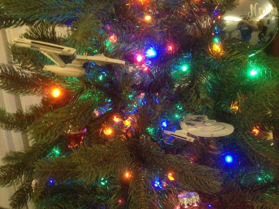 Christmas Mutara Nebula