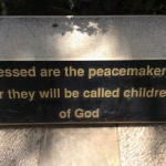 Church of the Beatitudes (No Guns, Please)