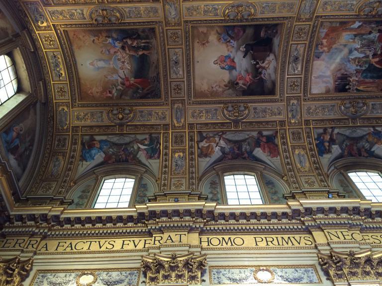 Random Churches of Rome 1: Karl Jenkins' Stabat Mater