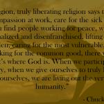 Healthy Religion