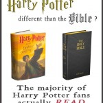 How Is Harry Potter Different Than the Bible?