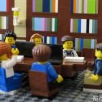 The LEGO Grad Student