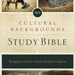 Video about NIV Cultural Backgrounds Study Bible
