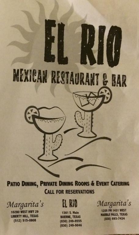 Mexican Restaurant In Boerne Tx