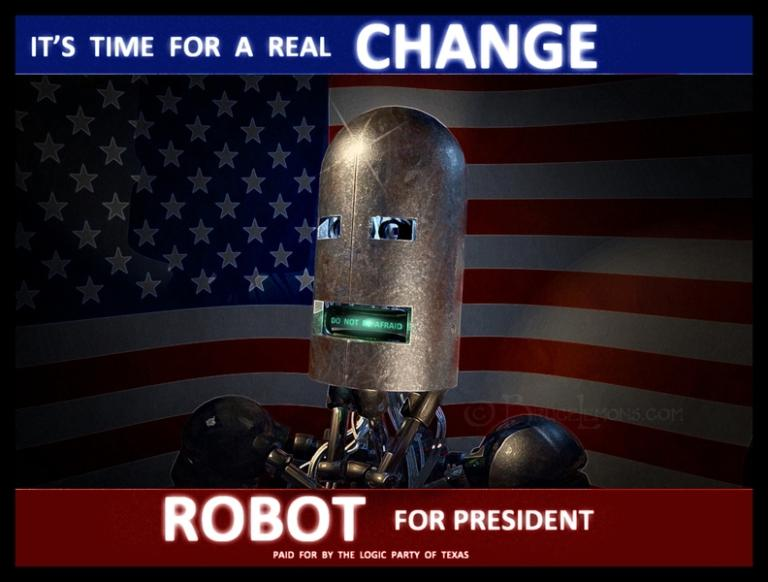 Robot for President
