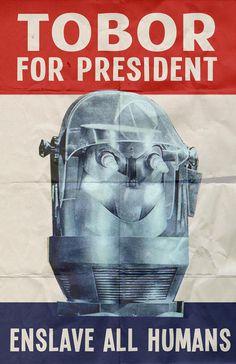 Tobor for president