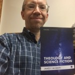Press Release about Theology and Science Fiction