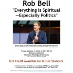 Rob Bell in Indianapolis