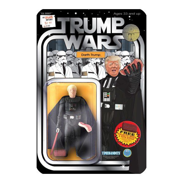 Darth Trump action figure