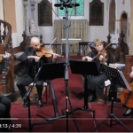 The Throne Room Suite for String Quartet