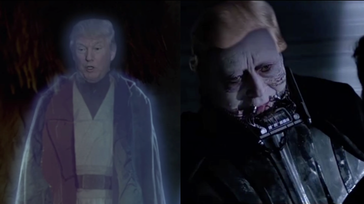 Trump Anakin
