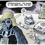 Trump or Vader?