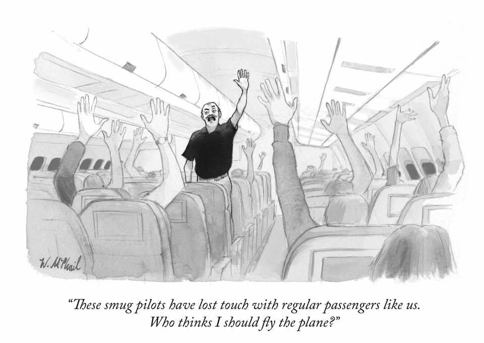 Smug Pilots