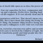 Slavery to the Fear of Death