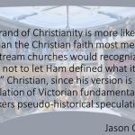 Ken Ham's Bible Fanfic