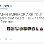 Which Roman Emperor is Donald Trump?