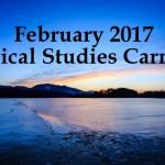 February 2017 Biblical Studies Carnival