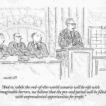Economic Eschatology
