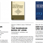 The Mandaean Book of John: Critical Edition, Translation, and Commentary