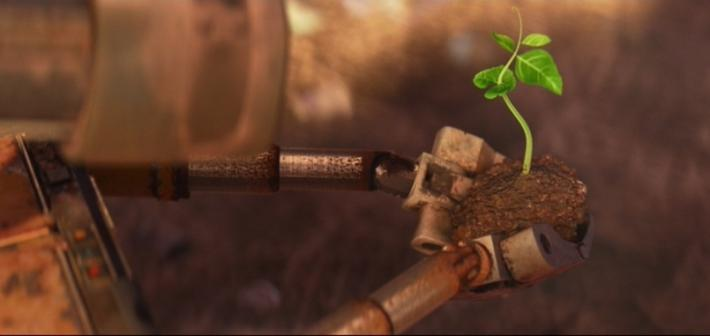 Religious Imagery In Wall E