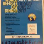 World Refugee Day Dinner
