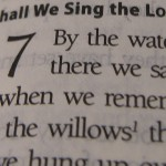 Psalm 137: The Oxford University Press Playlist