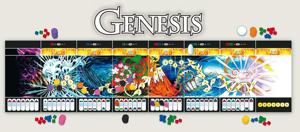 More Genesis Games, Plus Apocrypha
