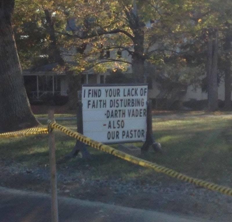 Darth Pastor