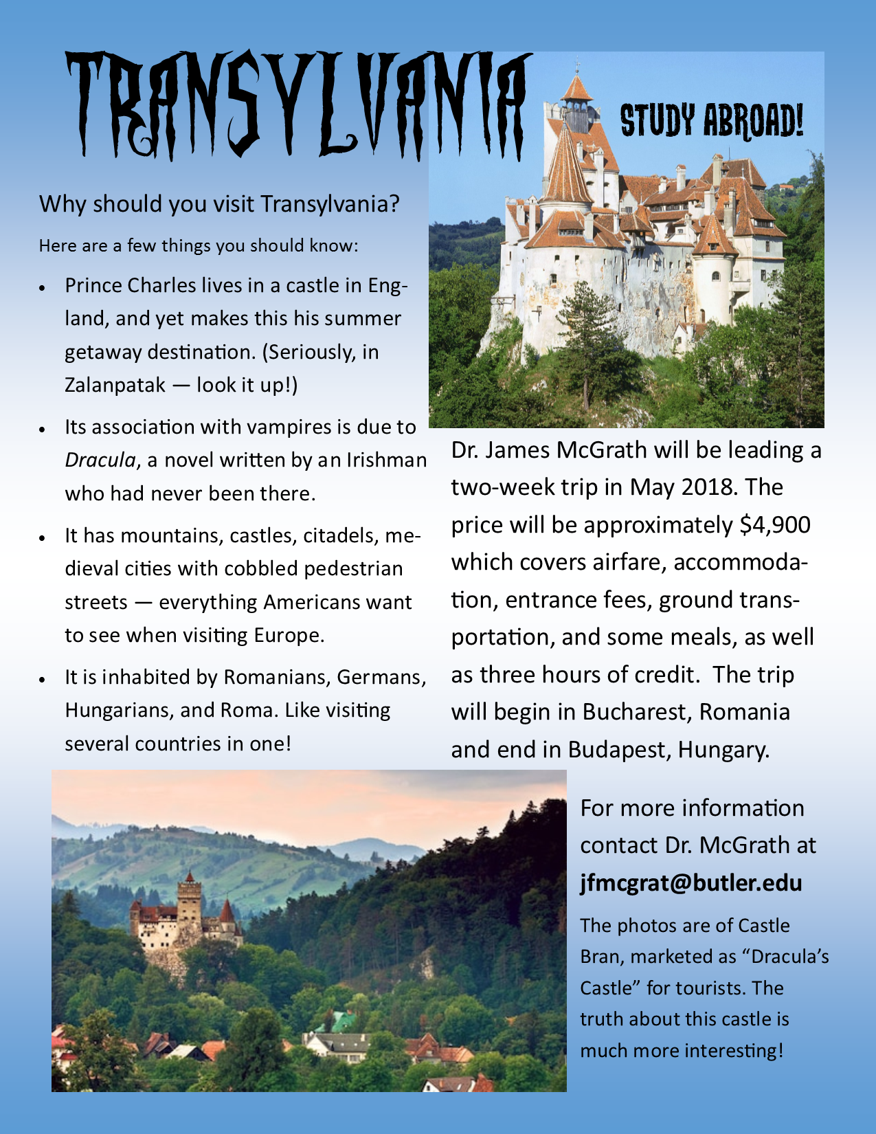Transylvania poster 4