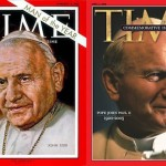 Johnxxiii and JohnPaulii