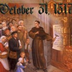 "The week of Reformation Day: ""Reformation Day and Schism"""