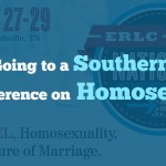 Why I Am Going To A Southern Baptist Conference On Homosexuality