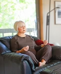 2014-12_Woman Meditating