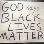 God says BLM