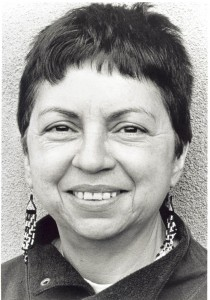 **FILE** This is an undated file photo of Gloria Anzaldua, a Mexican-American writer acclaimed for works that explored the difficult blend of Hispanic and Anglo culture along the Texas-Mexico border, Anzaldua died May 15, 2004. of complications from diabetes. She was 61. Funeral services were held Friday, May 21 in McAllen, Texas. (AP Photo/Aunt Luke Books) HOUCHRON CAPTION (05/22/2004): Gloria Anzaldua was best known for two books about being a woman on the border.